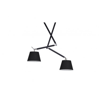 ZYTA 2 S PENDANT - Azzardo - plafon/lampa sufitowa - MD2300-2S BK - tanio - promocja - sklep