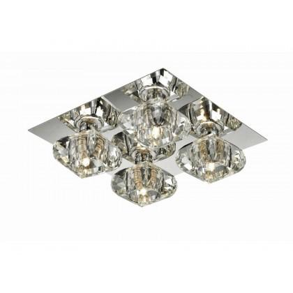 Rubic 4 - Azzardo - plafon/lampa sufitowa - 1798-4X - tanio - promocja - sklep