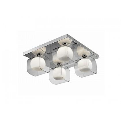 Happy 4 TOP AZzardo - Azzardo - plafon/lampa sufitowa - 2192-4XA - tanio - promocja - sklep