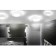 Lio PP 40 - Vistosi - plafon nowoczesny
