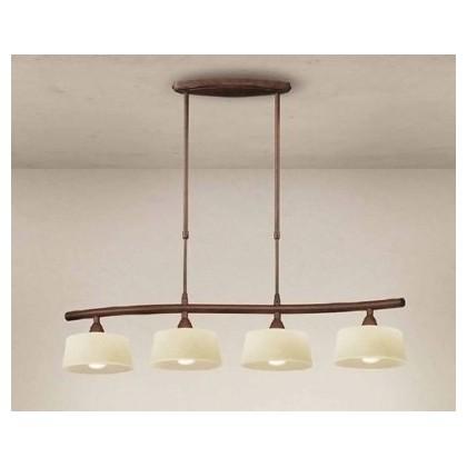 4220/4B - Lam Export - lampa wisząca