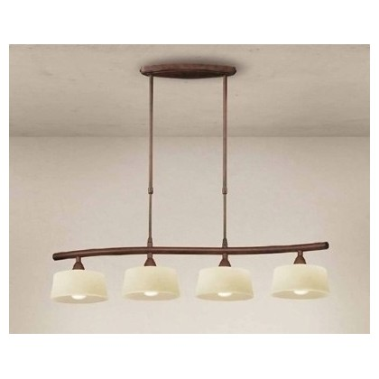 4220/4B - Lam Export - lampa wisząca - - tanio - promocja - sklep