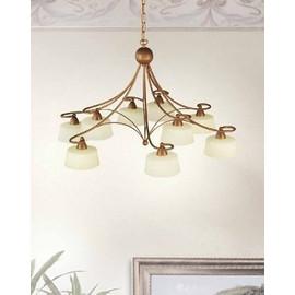 4220/6+3 - Lam Export - lampa wisząca