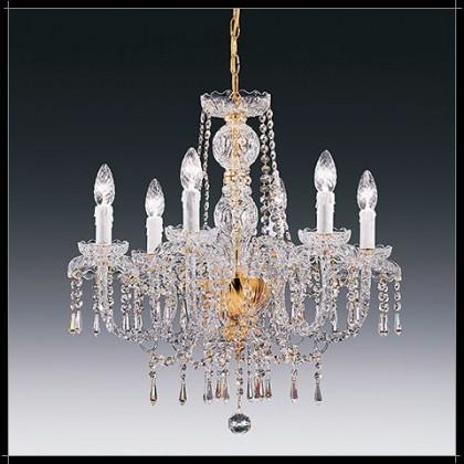 Alicante 6L - Voltolina - kryształowa lampa wisząca - Alicante 6L - tanio - promocja - sklep
