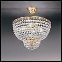 Amsterdam Sospensione 30 - Voltolina - kryształowa lampa wisząca