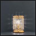 Amsterdam Tavola 1L - Voltolina - lampa biurkowa kryształowa