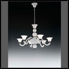 Canaletto 6L - Voltolina - lampa wisząca