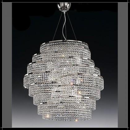 DNA 70 - Voltolina - kryształowa lampa wisząca - DNA 70 - tanio - promocja - sklep