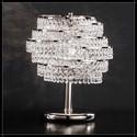 DNA Tavolo - Voltolina - lampa biurkowa kryształowa