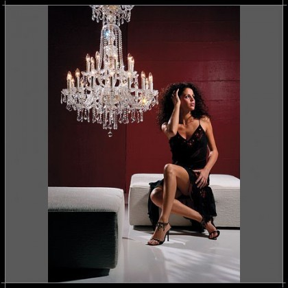 Dream 16+8L - Voltolina - lampa wisząca