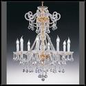 Dream 8L - Voltolina - lampa wisząca kryształowa
