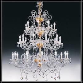 Erika 30L - Voltolina - lampa wisząca kryształowa