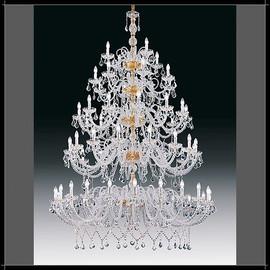 Erika 60L - Voltolina - lampa wisząca kryształowa