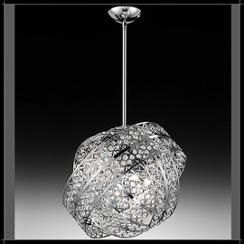 Galaxy Lampadario 4L - Voltolina - lampa wisząca