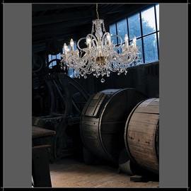 Granada 12L - Voltolina - lampa wisząca