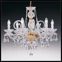 Granada 6L - Voltolina - lampa wisząca kryształowa