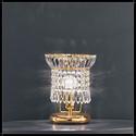 New Orleans Tavolo - Voltolina - lampa biurkowa kryształowa