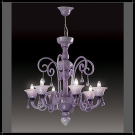 Nuvola Lampadario 6L - Voltolina - lampa wisząca