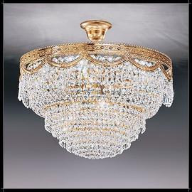 Pegaso Sospensione 40 - Voltolina - lampa wisząca kryształowa