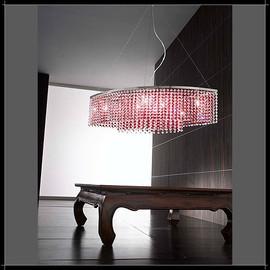 Rainbow Ovale 6L - Voltolina - lampa wisząca
