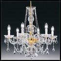 Serenade 6L - Voltolina - lampa wisząca kryształowa