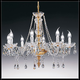 Siviglia 8L - Voltolina - lampa wisząca