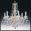 Temptation 6L - Voltolina - lampa wisząca kryształowa