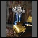 Toledo 8L - Voltolina - lampa wisząca kryształowa