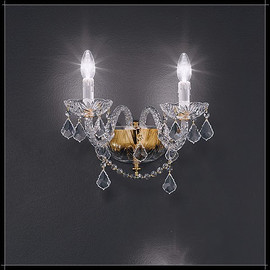 Toledo Parete 2L - Voltolina - kinkiet klasyczny