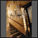 Valencia 6L - Voltolina - lampa wisząca kryształowa