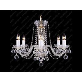 L11 007/06/4 - Glass LPS - lampa wisząca kryształowa