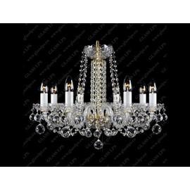 L11 007/08/4 - Glass LPS - lampa wisząca
