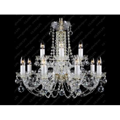L11 007/12/4, F 2 floor - Glass LPS - lampa wisząca