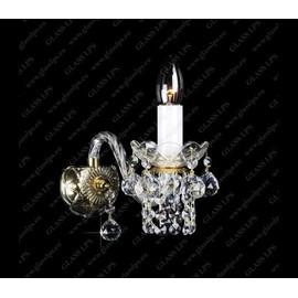N21 007/01/4 - Glass LPS - kinkiet klasyczny