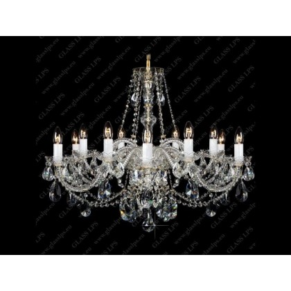 L11 120/12/1-A - Glass LPS - lampa wisząca