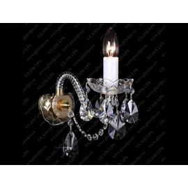N21 120/01/1-A - Glass LPS - kinkiet klasyczny kryształowy