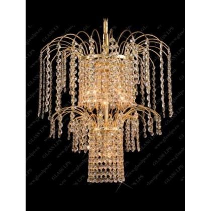 L15 775/04/6 - Glass LPS - lampa wisząca
