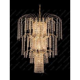 L15 775/07/6 - Glass LPS - lampa wisząca kryształowa