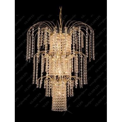L15 775/07/6 - Glass LPS - lampa wisząca kryształowa - L15 775/07/6 - tanio - promocja - sklep