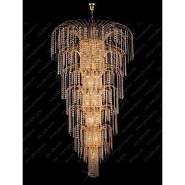L15 775/19/6 - Glass LPS - lampa wisząca kryształowa