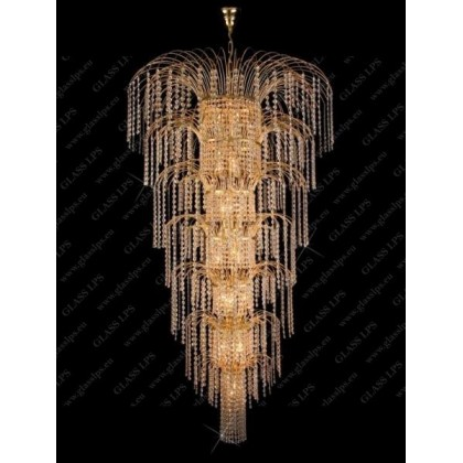 L15 775/19/6 - Glass LPS - lampa wisząca kryształowa - L15 775/19/6 - tanio - promocja - sklep