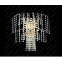 N25 775/02/6 - Glass LPS - kinkiet klasyczny kryształowy