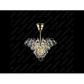 L17 555/02/4 - Glass LPS - lampa wisząca