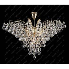 L17 555/11/4 - Glass LPS - lampa wisząca kryształowa