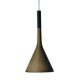 APLOMB marrone - Foscarini - lampa wisząca