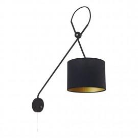 Viper Black 6513 - Nowodvorski - kinkiet nowoczesny