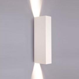 Malmo White 9704 - Nowodvorski - kinkiet nowoczesny