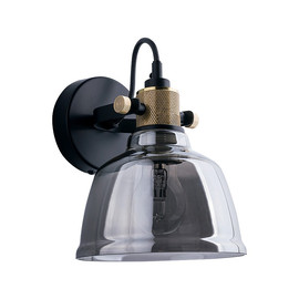 Amalfi Smoked 9154 - Nowodvorski - kinkiet nowoczesny