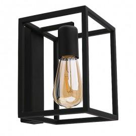 Crate Black 9046 - Nowodvorski - kinkiet nowoczesny
