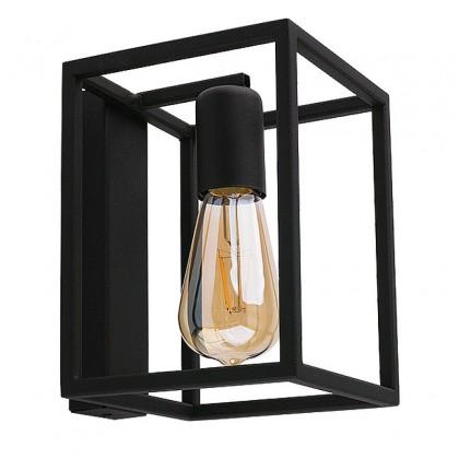 Crate Black 9046 - Nowodvorski - kinkiet nowoczesny - 9046 - tanio - promocja - sklep